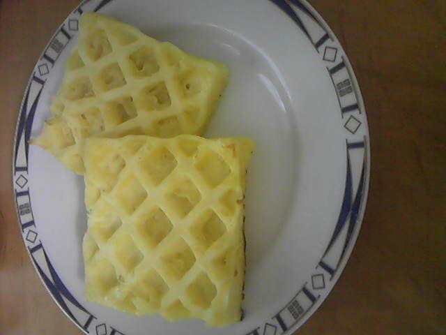 レンチンWaffle