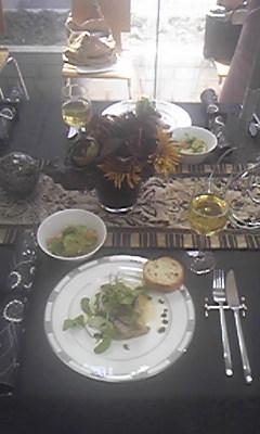 テーブルコーディネイト&料理教室