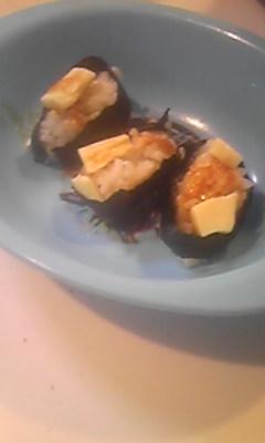 お寿司作り